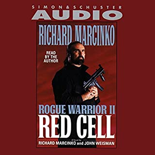 Rogue Warrior II: Red Cell audiobook cover art