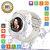 FENHOO Smartwatch SN08 Smart watch con slot per scheda SIM Touch Screen Fotocamera Pedometro...