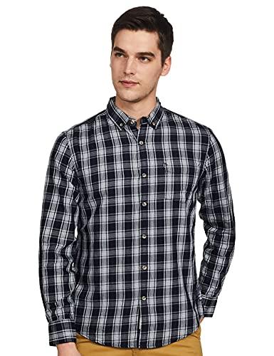 Amazon Brand – Inkast Denim Co. Men's Slim Shirt