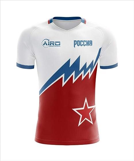 2020-2021 Russia Away Concept Football Soccer T-Shirt Maglia ...