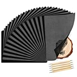 130 Blatt Pauspapier A4 Kohlepapier, Vereinfachen Sie das Handwerk, um Ihr Kunsthandwerk interessant...