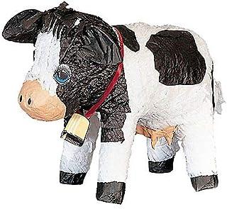 amscan P12385 Adorable Cow Pinata-1 PC