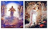 Impact Posters Gallery Wanddekoration Bild Jesus Christus