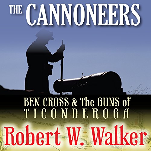 The Cannoneers Audiobook By Robert Walker cover art