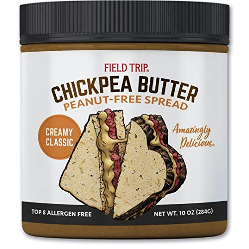 Field Trip Ranking TOP9 Chickpea Butter Denver Mall Healthy Free Gluten Vegan Snacks