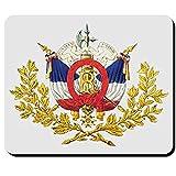 Wappen 3 Republik Frankreich Kaiser FR Napoleon Paris Fahne - Mauspad #7768