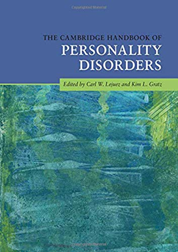 The Cambridge Handbook of Personality Disorders (Cambridge Handbooks in Psychology)