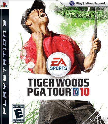 Tiger Woods PGA Tour 10 - Playstation 3