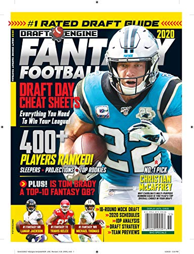 Fantasy Sports - Fantasy Football Issue (July 2020)