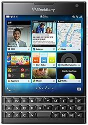 in budget affordable Factory unlocked BlackBerry Passport 32 GB smartphone (SQW100-1) GSM 4G LTE – Black (International…