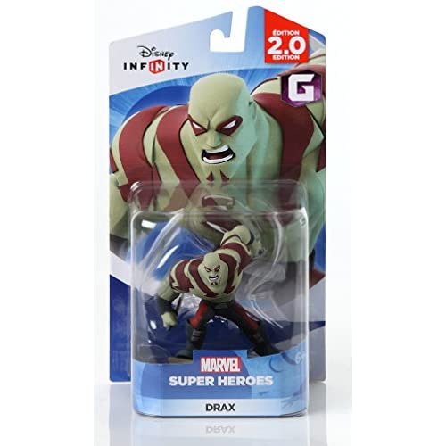 Disney Infinity: Marvel Super Heroes (2.0 Edition) Drax Figure - Not Machine Specific by Disney Infinity
