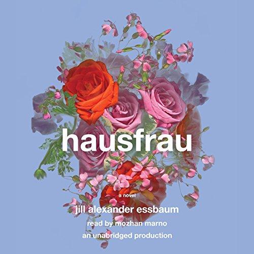 Hausfrau audiobook cover art