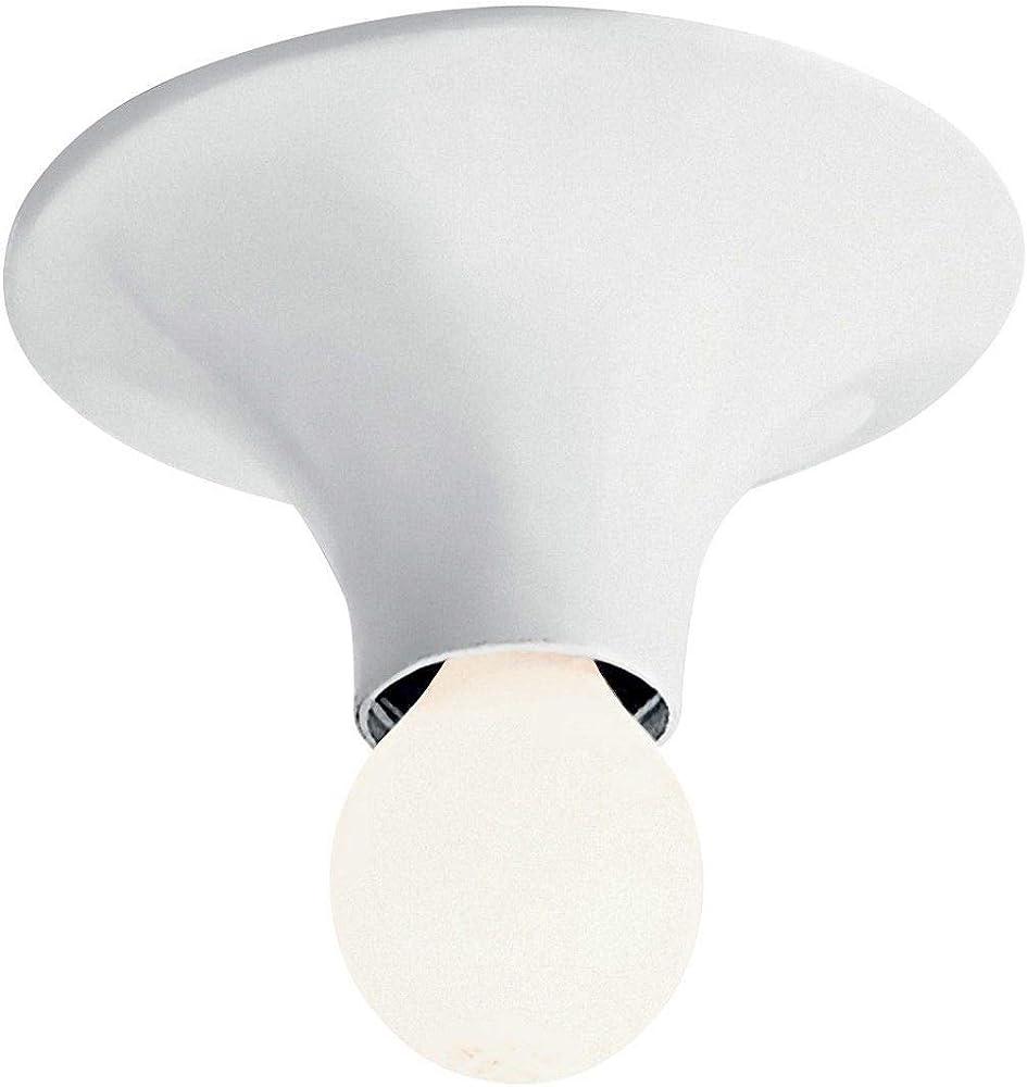 Artemide teti, lampada da soffitto, IN in Resina termoplastica A048120