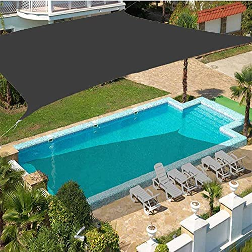 BJYYXF 3m X 4m Over item handling ☆ Rectangle Sun Sail Awni Waterproof Shade Popularity Triangle