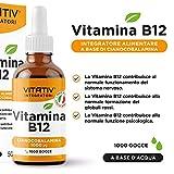 Zoom IMG-2 vitativ vitamina b12 in gocce