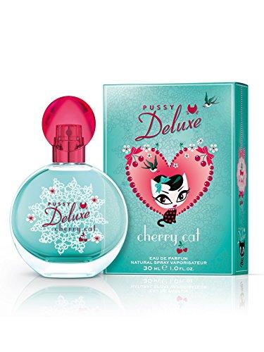 Pussy Deluxe Cherry Cat Eau De Parfum, 30ml