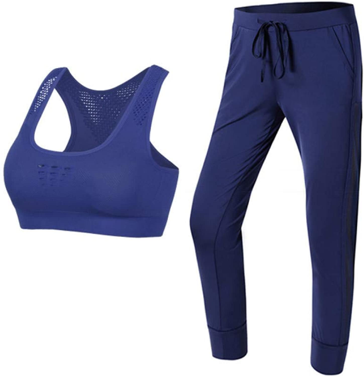 SYLHXR Women Yoga Sets Vest Fitness Suitclothing Workout Clothing Running Tracksuit Sports Wear Sport Suits Yoga Pant