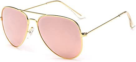 bc92e9538e AIDIXI Women Premium Military Style Classic Aviator Sunglasses