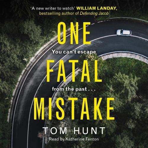 One Fatal Mistake cover art