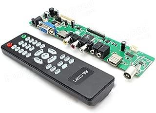 V29 Universal LCD Controller Board TV Motherboard VGA/HDMI/AV/TV/USB Support 7-55 inch LVDS Screen