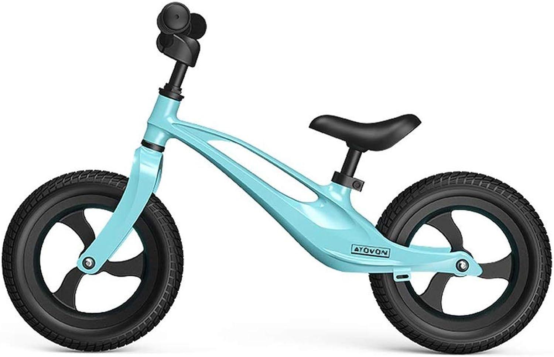 Envío 100% gratuito SSRS Todos los Niños de aleación de magnesio balancean balancean balancean un Cochero Deslizante sin Pedal para Niños 1-3-6 años de Edad bebé Deslizante Bicicleta para Niños pequeños (Color   azul )  bienvenido a orden