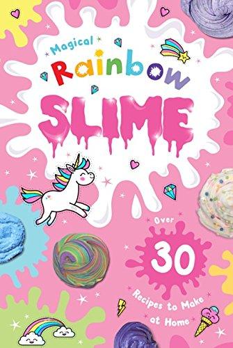 Magical Rainbow Slime (English Edition)