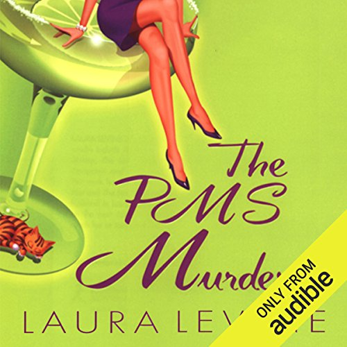 The PMS Murder audiobook cover art