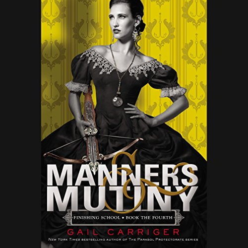 Manners & Mutiny audiobook cover art