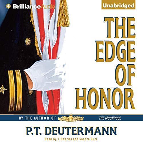 The Edge of Honor audiobook cover art