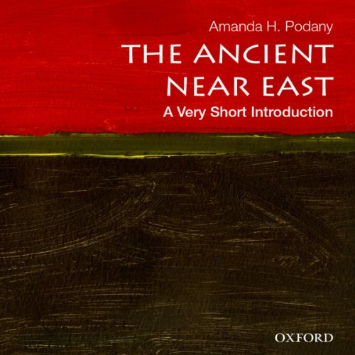 Ancient Near East: A Very Short Introduction audiobook cover art