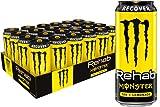 Monster Rehab Tea + Lemonade +...