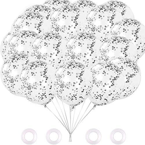 a ray of sunshine Latex Glitter Ballons,Heliumluftballons,Pailletten Ballons,Konfetti Luftballons,Latexballon für Hochzeit Geburstagsdeko Babyparty Dekoration,12 Zoll Verdicken(pcs)