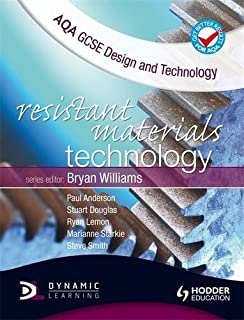 AQA GCSE Design and Technology: Resistant Materials Technology (Aqa Gcse Design & Technology) by Paul Anderson (2011-05-27)