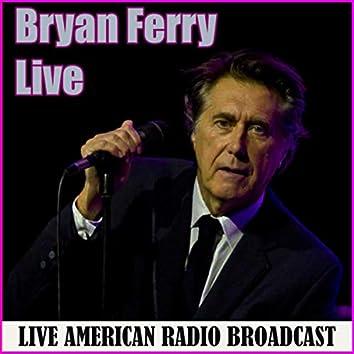 Bryan Ferry - Live (Live)