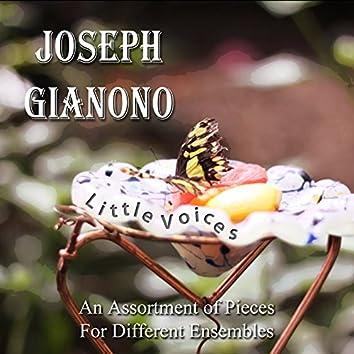 Little Voices: An Assortment of Pieces for Different Ensembles
