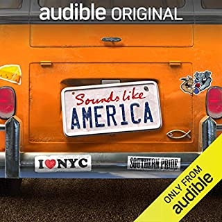 Sounds Like America                   By:                                                                                                                                 Michelle Buteau,                                                                                        Jackie Kashian,                                                                                        Roy Wood Jr.,                   and others                      Length: 9 hrs and 30 mins     19 ratings     Overall 3.6