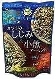 おつまみしじみ&小魚アーモンド(60g)[お菓子 おやつ]