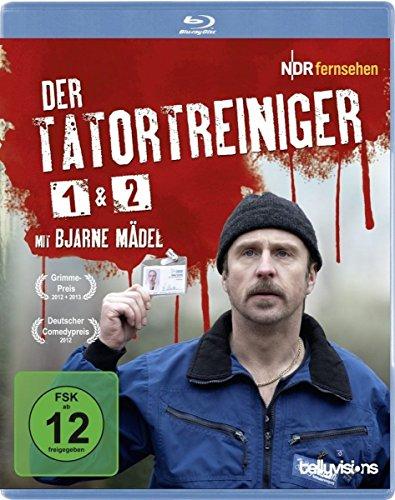 Der Tatortreiniger 1+2 (Folge 1-9 + Bonus-DVD) [Disc 1- Blu-ray]