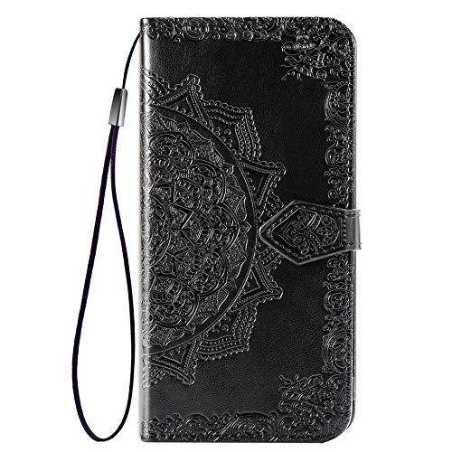 Wallets & Monedero Chengxin For Xiaomi redmi Nota 8 8T / Nota 8 Pro Nota 10 Pro CC 9 9E Pro, Caja de la Carpeta Cuero del tirón for Xiaomi MI 10 Pro Nota 5 5A REIAM GO 9 SE Mi MAX 3 8 8A K30