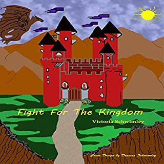 Fight for the Kingdom audiobook cover art