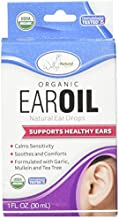 Wally's Natural Products Organic Ear Oil, 1 Fl. Oz