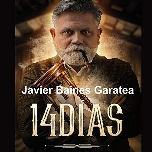 Diseño de la portada del título 14 Días