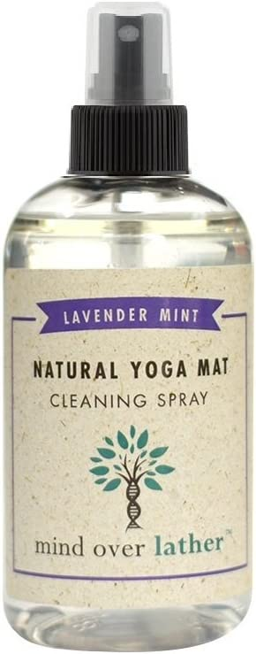 Mind Over Cheap super special price Lather 100% Natural Limited Special Price Yoga Mat 8 Cleaning Larger Spray