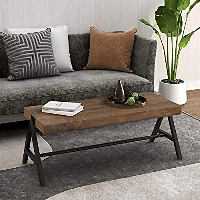 MYTUNES Coffee Table for Living Room Thickened ...