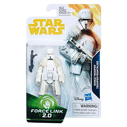 Star Wars Solo Force Link - Figura de Acción, 10 cm