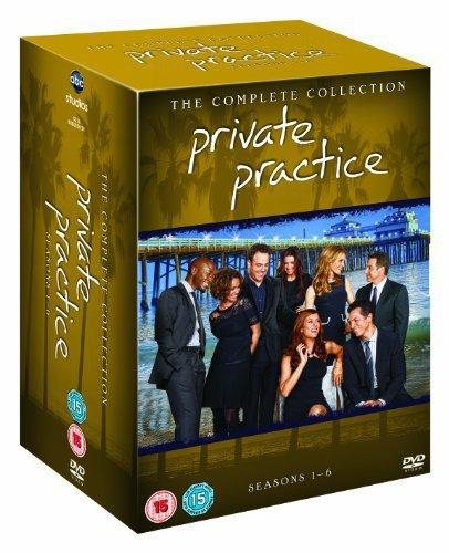 Private Practice Season 1-6 [Reino Unido] [DVD]