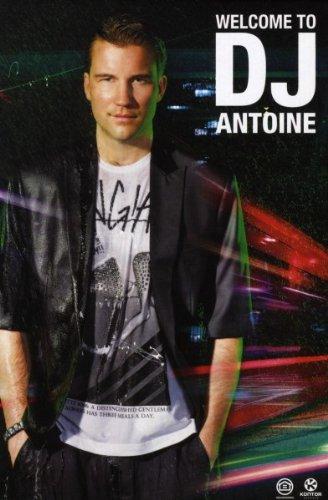 Welcome To DJ Antoine (Limited 3CD-Deluxe Box inkl. Sonnenbrille + 5 Postkarten (eine handsigniert))