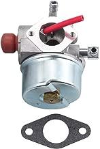 Kizut 640350 640271 640303 Carburetor for Tecumseh LV195EA LV195XA LEV100 LEV105 LEV120 640338 640274 13566 Toro 20016 20017 20018 Lawn Boy Lawn Mower Craftsman MTD Yard Machines