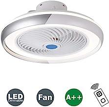 Amazon.es: ventiladores de techo con luz y mando a distancia
