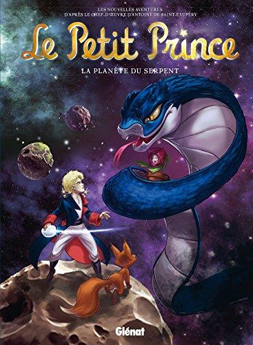 Le Petit Prince - Tome 24: La planète du Serpent